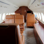 Falcon 7X_seating