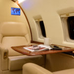 Challenger 604 - Interior Table